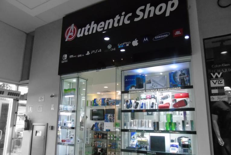 Authentic Shop