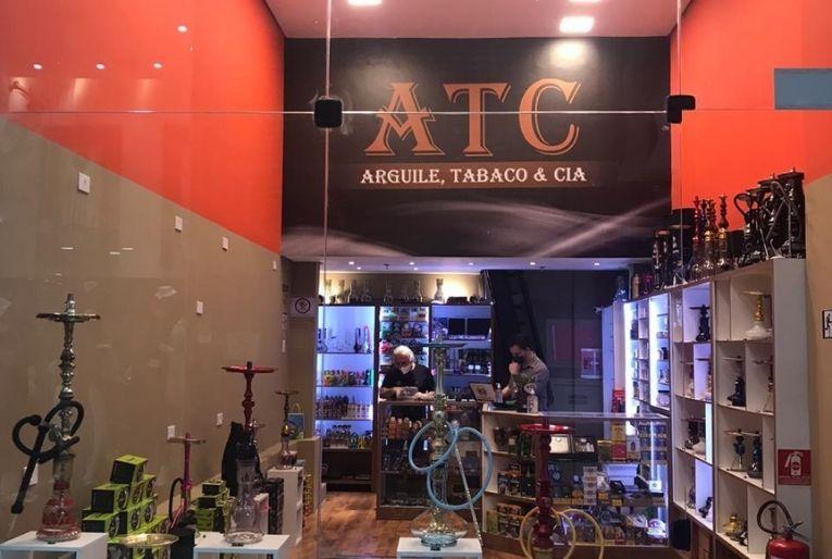 ATC - Arguile, Tabaco e Cia