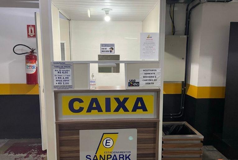 Estacionamento Sanpark