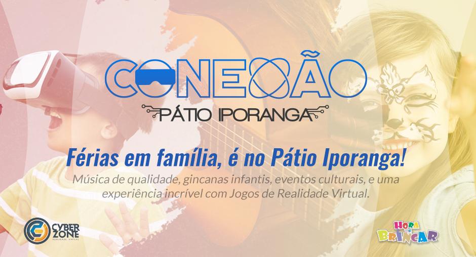 Conexão Pátio Iporanga